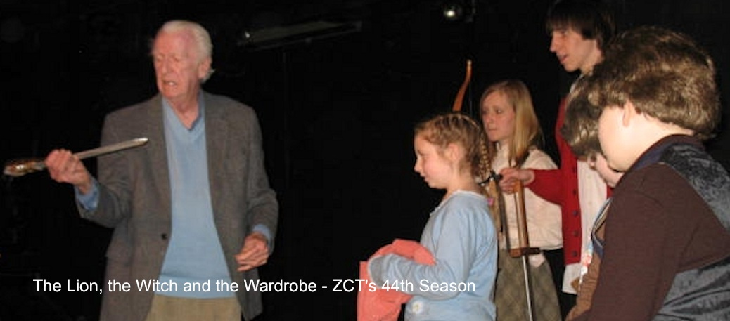 The Lion, the Witch and the Wardrobe - ZCT's 44th Season